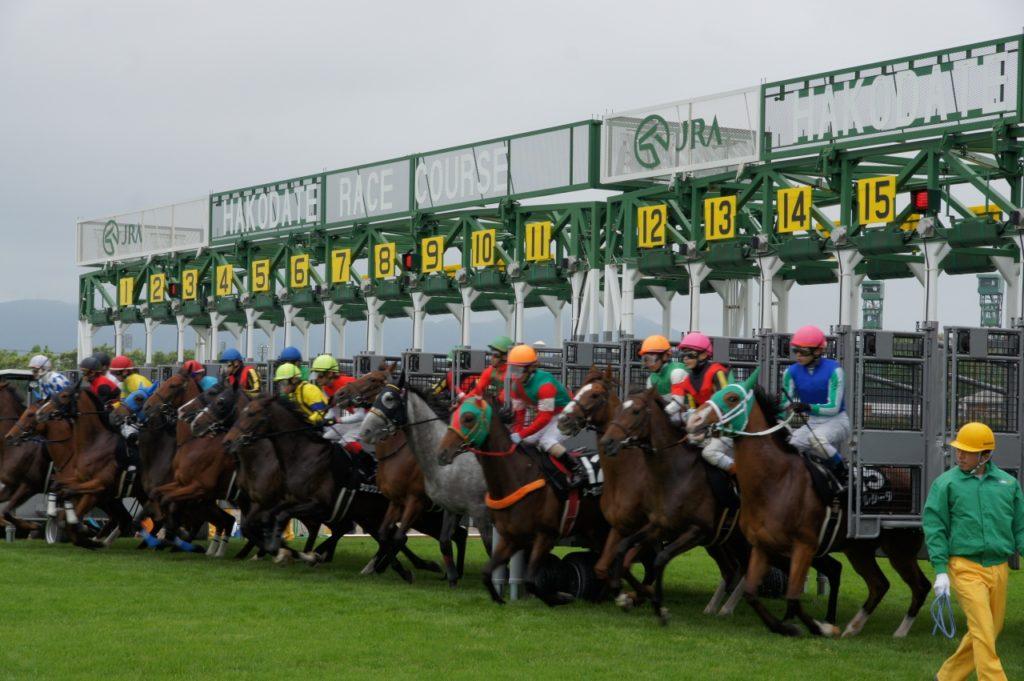 【HTB杯 2019 血統】予想はPサンデー系でスプリントの血を持つ馬を狙え!